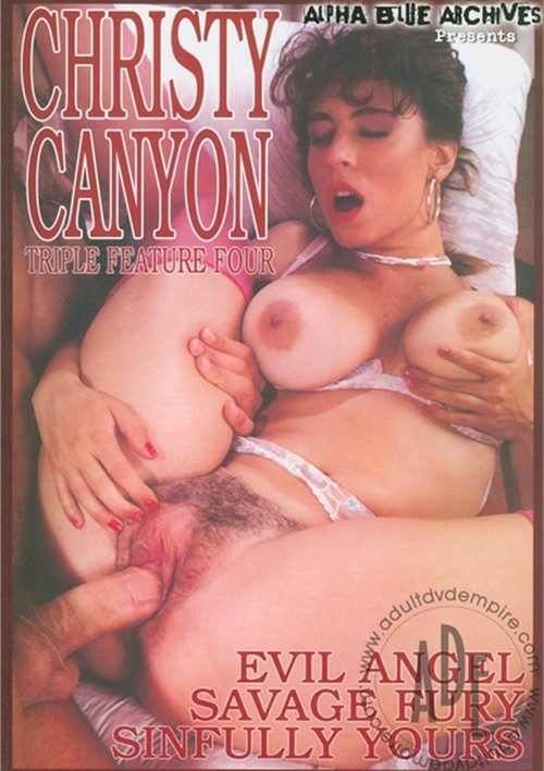 Christy Canyon Triple Feature 4