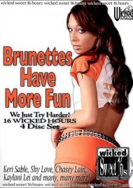 Brunettes Have More Fun Porn Movie