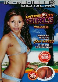 Latin Booty Girls Vol. 2 Porn Movie
