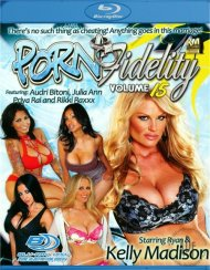 Porn Fidelity 15 Blu-ray Image from Juicy Entertainment!