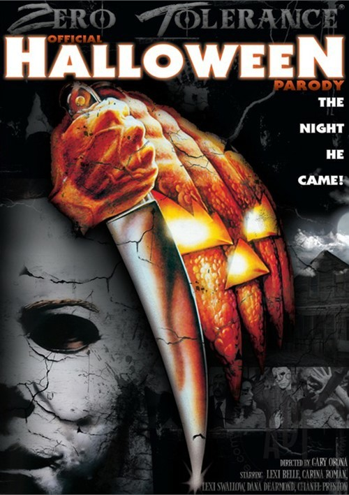 Official Halloween Parody Porn Movie