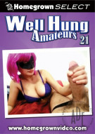 Well Hung Amateurs 21 Porn Movie