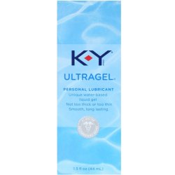 KY Ultragel Personal Lube - 1.5 oz. Sex Toy
