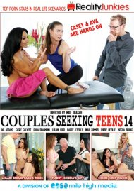 Couples Seeking Teens 14 DVD Image