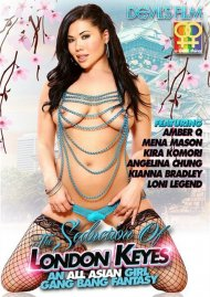 Seduction Of London Keyes, The Porn Video