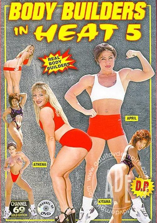 Female bodybuilders in heat