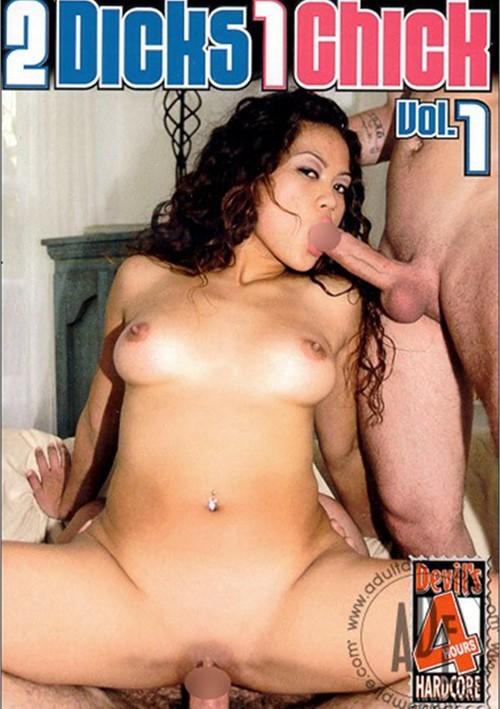 2 Dicks 1 Chick Vol. 1
