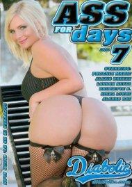 Ass for Days 7 Porn Video