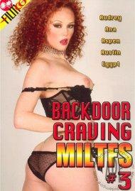 Backdoor Craving MILTFS #3 Porn Movie