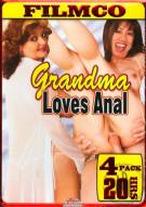 Grandma Loves Anal Porn Movie