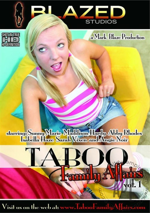 Taboo Family Affairs Vol. 1