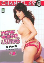 New Wave Latinas 4 Pack #2 Porn Movie