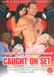 Caught On Set Porn Movie