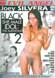 Black She-Male Idol 2: The Auditions Porn Video
