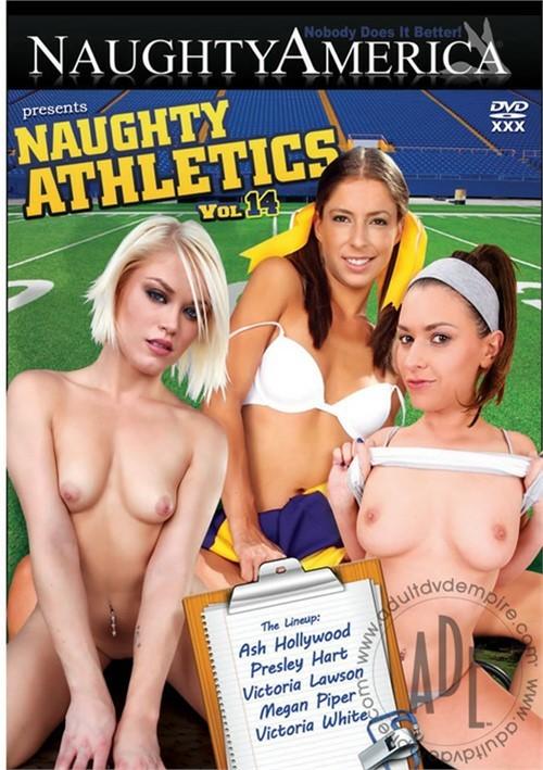 Naughty Athletics Vol. 14 DVD Porn Movie Image