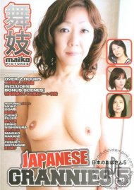 Japanese Grannies 5 Porn Movie
