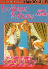 Too Young To Know Triple Feature Porn Video