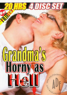 Grandmas Horny As Hell Porn Movie