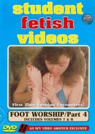 Student Fetish Videos: Foot Worship Part 4 Porn Video