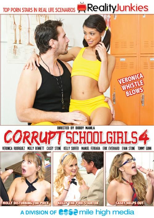 Corrupt Schoolgirls 4