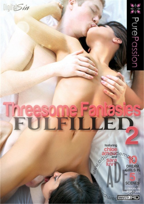 Threesome Fantasies Fulfilled 2
