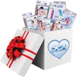 Sex In The Shower Gift Set image