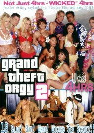 Grand Theft Orgy 2 Porn Video