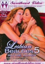 Lesbian Beauties Vol. 5: Mature Women Porn Video
