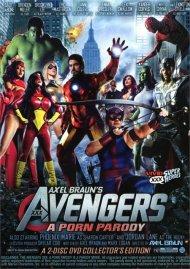 Avengers XXX Porn Movie