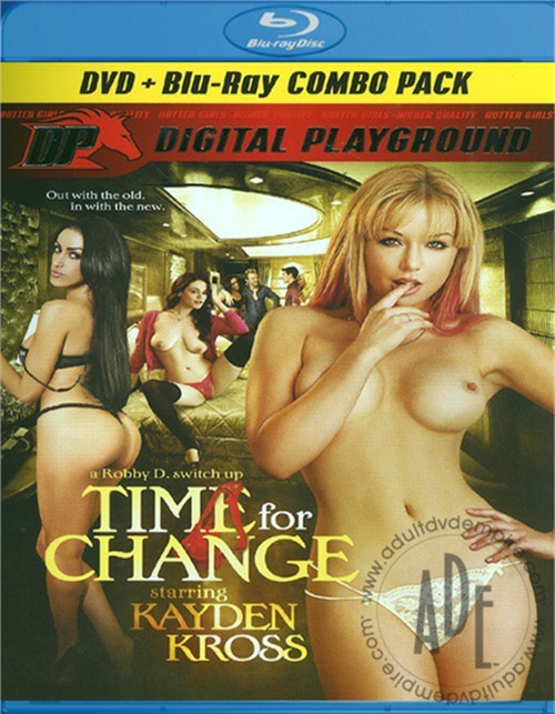 Time For Change (DVD+ Blu-Ray Combo)