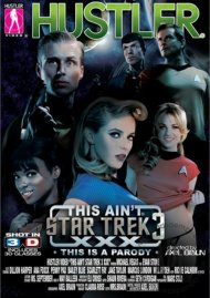 This Aint Star Trek XXX 3 In 3D Porn Movie