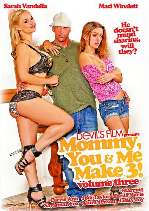 Mommy, You & Me Make 3 Vol. 3