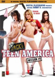 Teen America: Mission #9 Porn Movie