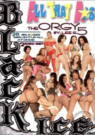 All That Ass: The Orgy 5 Porn Movie