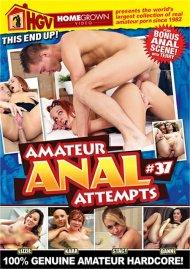 Amateur Anal Attempts 37 Porn Movie