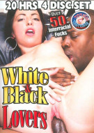 White & Black Lovers 4-Disc Set Porn Movie