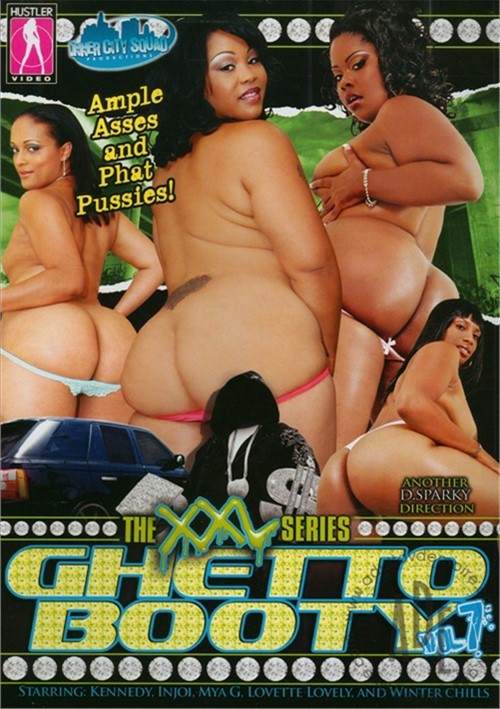 Ghetto Booty: The XXL Series Vol. 7
