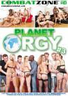 Planet Orgy #3 Porn Movie