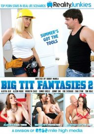 Big Tit Fantasies 2 DVD Image from Reality Junkies.