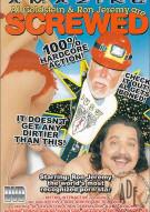 Al Goldstein & Ron Jeremy Are Screwed Porn Video