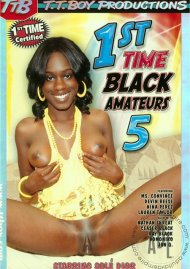 1st Time Black Amateurs 5 Porn Video