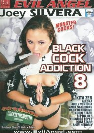 Black Cock Addiction 8 Porn Movie
