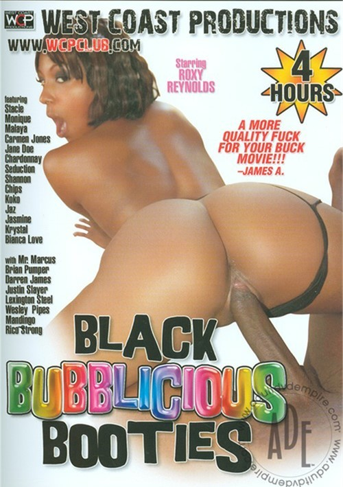 Black Bubblicious Booties image