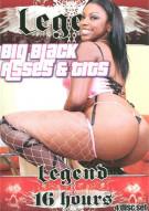 Big Black Assees & Tits 4-Disc Set Porn Movie