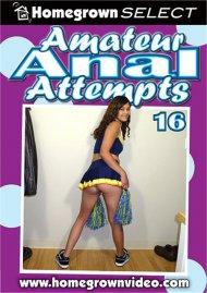 Amateur Anal Attempts 16 Porn Movie