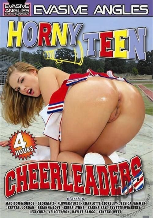 Horny Teen Cheerleaders