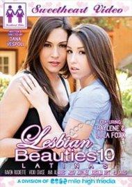 Lesbian Beauties Vol. 10: Latinas Porn Video