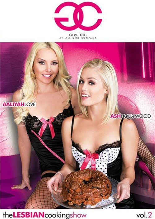 The Lesbian Cooking Show Vol. 2 DVD Porn Movie Image