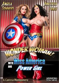 Wonder Woman! With Miss America And Power Girl Porn Movie