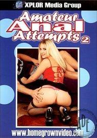 Amateur Anal Attempts 2 Porn Video